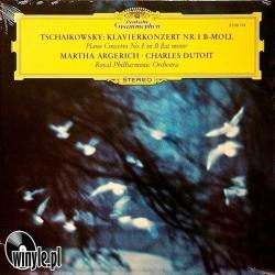 Tschaikowsky: Klavierkonzert Nr. 1 B-Moll Martha Argerich, Charles Dutoit,  HQ 180G CLEARAUDIO