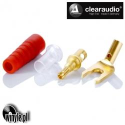 Wtyk głośnikowy - CLEARAUDIO Genius