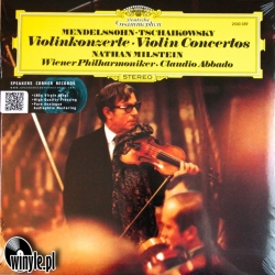 Mendelssohn | Tschaikowsky Violin Concertos, Nathan Milstein HQ 180g Speakers Corner 1999