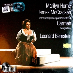 BIZET: Carmen - Horne, McCracken, Bernstein Metropolitan Opera Orchestra, 3LP BOX SET HQ 180G SPEAKERS CORNER