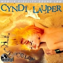 Cyndi Lauper - True Colors, Mobile Fidelity LP HQ160G U.S.A. 2015