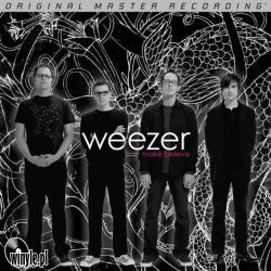 Weezer - Make Believe, Mobile Fidelity LP HQ180G U.S.A. 2013