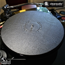 Mata CLEARAUDIO Leather Mat