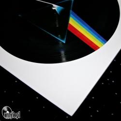"Koperta kartonowa 12"" PICTURE LP, biała (1szt.)"