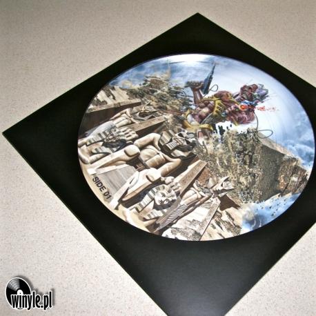 "Koperta kartonowa 12"" PICTURE LP, czarna (1szt.)"