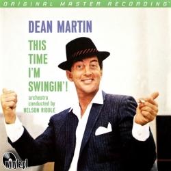 Dean Martin This Time I'm Swingin', Mobile Fidelity Silver Lab LP HQ180G U.S.A. 2014
