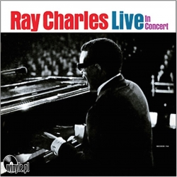 Ray Charles - Ray Charles Live In Concert,  HQ Vinyl 200G Analogue Productions, 2011