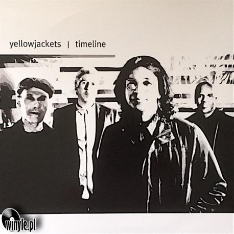 Yellowjackets - Timeline, 2011 2LP HQ180G U.S.A.
