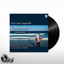 Klaus Jäckle - Una Hora Espańola: Albéniz, Gaspar Sanz, Fernando Sor, Miguel Llobet, Joaquin Malats... HQ180G, CLEARAUDIO 2009