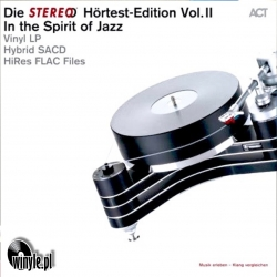 IN THE SPIRIT OF JAZZ / DIE STEREO HÖRTEST-EDITION VOL. II LP/SACD/FLAC