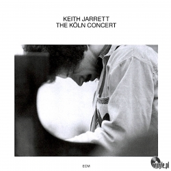 Keith Jarrett - The Köln Concert, 2LP,  ECM Records Reedycja 2010