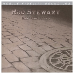 Rod Stewart - Gasoline Alley, Mobile Fidelity  LP HQ160G U.S.A. 2011