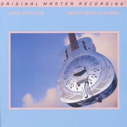 Dire Straits - Brothers In Arms, Mobile Fidelity 2LP HQ180G 45RPM U.S.A. 2015