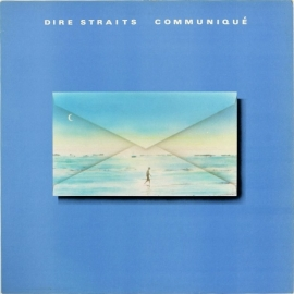 Dire Straits - Communique, 1LP HQ180G 33RPM Warner 2009 U.S.A.
