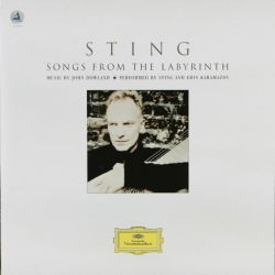 STING: Songs From The Labyrinth, HQ 180g CLEARAUDIO 2006