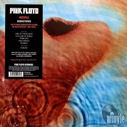 Pink Floyd - Meddle, HQ180G Reedycja 2016 Parlophone/Warner EU