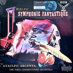 Berlioz: Symphonie Fantastique Op.14, Ataulfo Argenta, HQ180G SPEAKERS CORNER, Reedycja 2004
