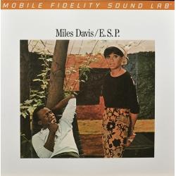 Miles Davis - E.S.P. Mobile Fidelity 2LP 45RPM HQ180G U.S.A. 2016