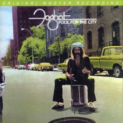 Foghat - Fool For The City, Mobile Fidelity LP HQ180G U.S.A. 2008
