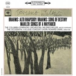 Brahms: Alto Rhapsody, Song Of Destiny, Mahler: Song Of Destiny, HQ180G SPEAKERS CORNER 2016