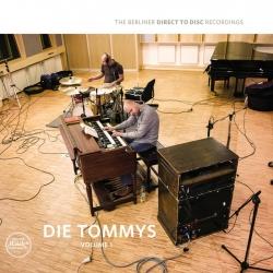 Die Tommys - Volume 1, LP 180G, Berliner Meister Schallplatten, Germany 2013