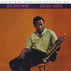 Miles Davis - Milestones, HQ180g Mobile Fidelity U.S.A. 2013