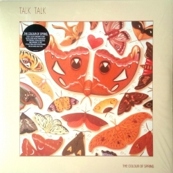 Talk Talk - The Colour Of Spring, HQ180G + DVD Audio Parlophone 2012