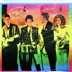B-52's, The - Cosmic Thing, Mobile Fidelity Silver Lab LP HQ140G U.S.A. 2012