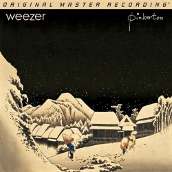 Weezer - Pinkerton, Mobile Fidelity LP HQ180G U.S.A. 2013