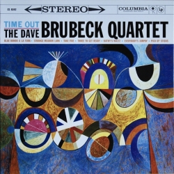 Dave Brubeck Quartet - Time Out, Analogue Productions  HQ200G U.S.A. 2015