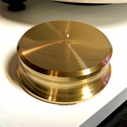 Stabilizator Pro-Ject RECORD PUCK | bronze 850g